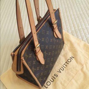 Louis Vuitton's authentic bag